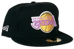 Los Angeles Lakers LA 59Fifty New Era Fitted NBA HWC Basketb