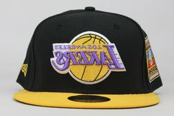 Los Angeles Lakers NBA 2004 All Star Game Black NBA New Era