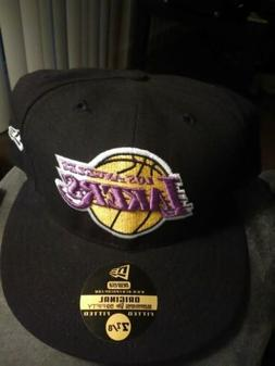 LOS ANGELES LAKERS NBA Basketball New Era 5950 Fitted WOOL H
