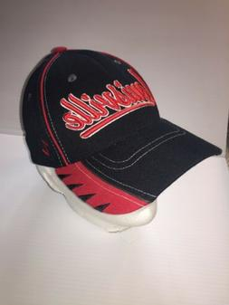 LOUISVILLE CARDINALS Authentic Fitted Size Med - Lrg Zephyr