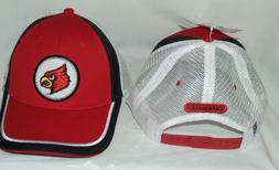 Louisville Cardinals Trucker Mesh Adjustable Hat by The Game