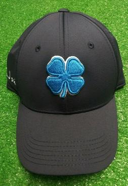 BLACK CLOVER Lucky Max 3 Men's Cap Hat Fitted NEW Blue White