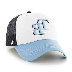 Men's 47 Brand Mckinley Tampa Bay Rays Fitted Hat