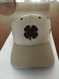 MEN'S Black Clover Brand Live Lucky L/XL Golf Hat Cap NEW Be