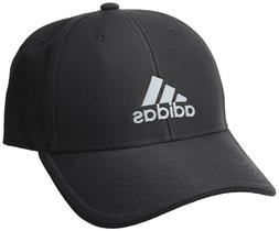 ADIDAS Men's Decision Contract Cap, Climalite Adjustable Fit