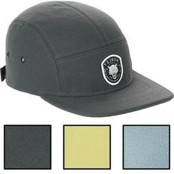 Hurley Men's Dri-FIT Coastal Wolf Adjustable 5 Panel Camper