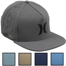 Hurley Men's Dri-FIT Icon Adjustable Snapback Hat Cap