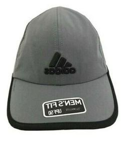 Adidas Men's Fit Climalite UPF 50 Cap Hat,One Size 10/18