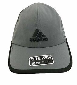 adidas Men's Fit Climalite UPF 50 Cap Hat,One Size