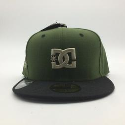 "DC Men's fitted Hat ""Yc Empire-M"" -- Green"