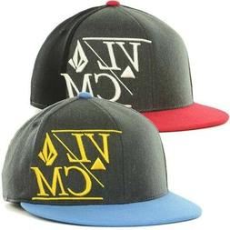 Volcom Men's Modern 210 Flex Fit Hat Cap