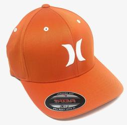 Hurley Men's One and Only Flex Fit Stretch Fitted Hat Cap -