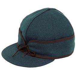 Stormy Kromer Men's Original Wool Cap,Green,7.625