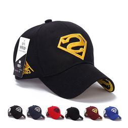Men's Unisex Snapback Adjustable Fit Baseball Cap Superman H