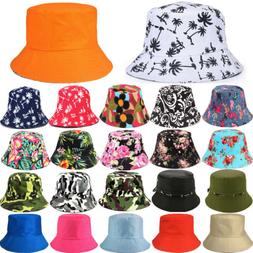 Men Women Bucket Hat Outdoor Fishing Hunting Camping Boonie