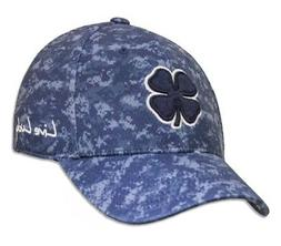 Black Clover Mens BC Freedom 4 Hat Fitted Cap - Navy/White/D
