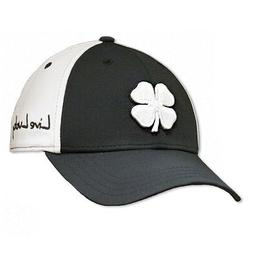 Black Clover Mens Premium Clover #84 White/Black/Black Fitte