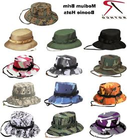 Rothco Military Style Boonie Hat Camping Hunting Jungle Boon