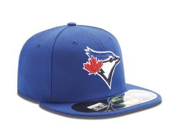 MLB Toronto Blue Jays Game AC On Field 59Fifty Fitted Cap, R