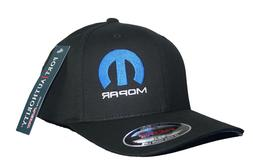 Mopar hat cap fitted flexfit curved bill dodge hemi S/M L/XL