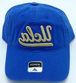 NCAA UCLA Bruins Adidas Womens Adjustable Fit Slouch Curved