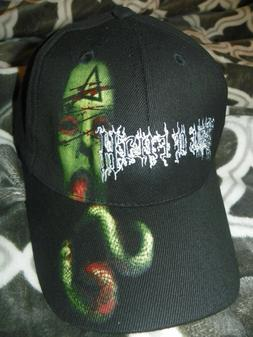 new cradle of filth thornography embroidered band