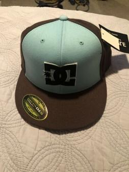 NEW DC Shoes Flexfit Fitted Hat 7 1/4-7 5/8 NWT 7 3/8 7 1/2