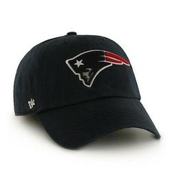 New England Patriots '47 Brand Navy Blue Fitted Franchise Ha