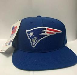 NEW ENGLAND PATRIOTS SPORTS SPECIALTIES NAVY FITTED HAT Sz: