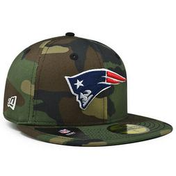 New England Patriots WOODLAND CAMO FITTED 59Fifty New Era NF
