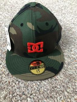 New Era 59fifty DC Men's New Fitted Hat 7 5/8