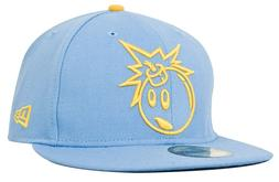 "The Hundreds New Era Fitted Hat ""Adam Outline"" UCLA Bruins C"