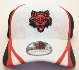 NEW!! Men's New Era Arkansas State University 39Thirty Stret