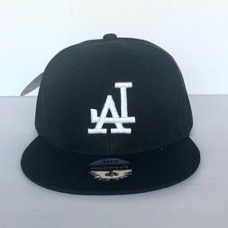 NEW Mens Los Angeles LA Dodgers Baseball Cap Fitted Hat Mult