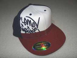 New Vans Mens Off The Wall 210 Fitted Cp Hat 6 7/8 - 7 1/4