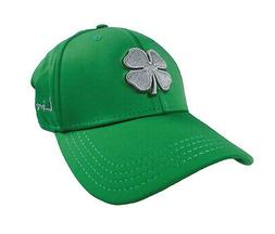 NEW Black Clover Premium Clover #21 Green/Silver Fitted L/XL