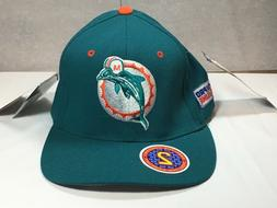New with Tag Dolphin Starter Hats Men's FITTED SZIE 7-7 3/4