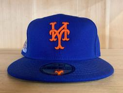 NEW ERA NEW YORK METS 2000 SUBWAY SERIES BLUE FITTED HAT CAP