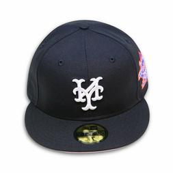 "NEW YORK METS ""25TH ANN"" NEW ERA 59FIFTY FITTED  7 3/8"