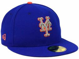 New Era New York Mets ALT 2 59Fifty Fitted Hat  MLB Cap