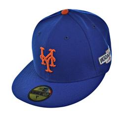 New Era New York Mets Post Season 2016 59Fifty Men's Fitted