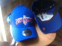 New Era NEW YORK METS WORLD SERIES  2015 MLB Game Hat NY Fit