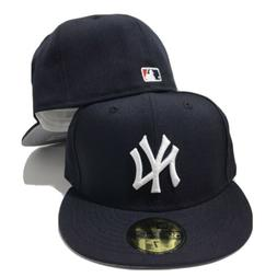 new york yankees gray brim 59fifty fitted