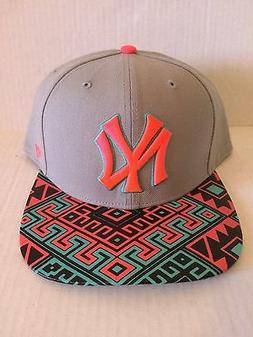 New York Yankees 47 Brand MLB COOP Moroc Fitted Hat Size 7 G