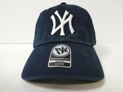 New York Yankees New Franchise '47 Brand Fitted Cap Unstruct