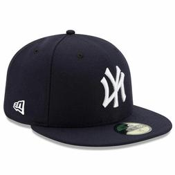 NEW YORK YANKEES ON FIELD AUTHENTIC COLLECTION GAME NEW ERA