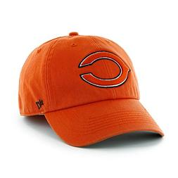 NFL Chicago Bears '47 Brand Franchise Fitted Hat, Orange, X-