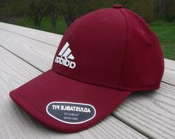 "NWT ADIDAS ClimaLite ""Decision"" Mens Adjustable Hat-OSFM Ret"