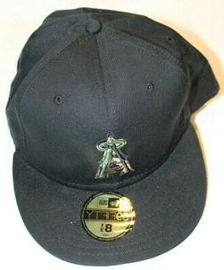 NWT MLB Los Angeles Angels New Era 59FIFTY Fitted Black Camo