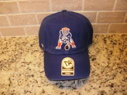 NWT 47 BRAND NEW ENGLAND PATRIOTS FRANCHISE FITTED  NFL HAT